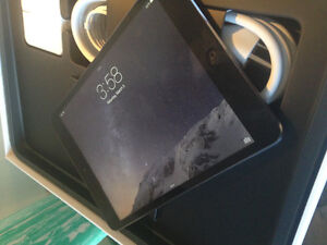 Perfect condition iPad air-space grey