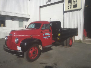 1947 Studebaker M15a Delivery Truck 1 of a kind