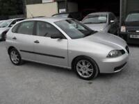 2003 SEAT IBIZA 1.9TDi Sport 5dr