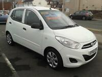 2012 HYUNDAI I10 1.2 Classic From GBP5,495 + Retail Package