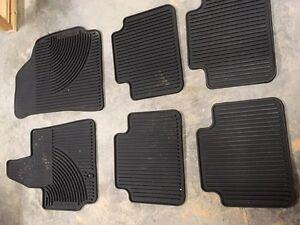 Ford Escape Winter Floor Car Mats
