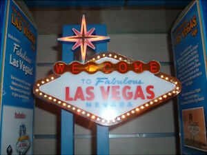 7 Days in LAS VEGAS in 1/1 at Holiday Inn Desert Club Resort