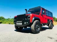 Land Rover 110 Defender 2.5 Td5