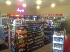 VARIETY STORE BUSINESS WITH BUILDING FOR SALE !!