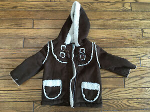 Girl's Fall coat 12-18m