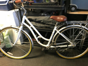 Vintage style city bicycle for sale