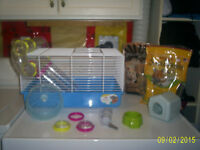 Hamster (or other rodent) Cage - Mint Condition