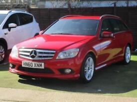 2010 Mercedes-Benz C Class 2.1 C220 CDI BlueEFFICIENCY Sport 5dr