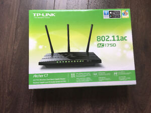 TP-Link AC1750 Dual Band Wireless AC Gigabit Router - Like New