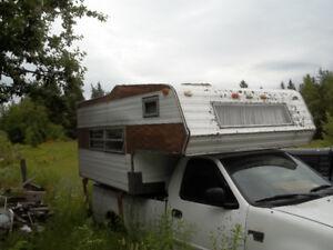 camper for truck