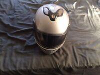 L/xl motor bike helmet