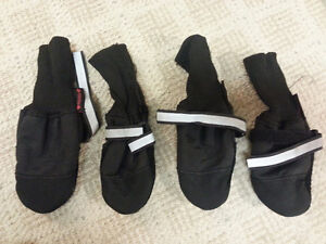 MUTTLUKS Fleece Lined Winter Boots for Dogs