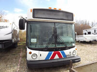 2004 Transit bus for sale!