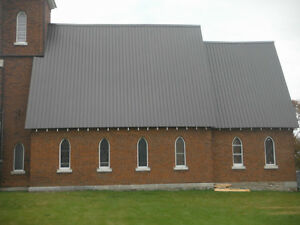 BARN PAINTING & REPAIRS &  STEEL ROOFING Kawartha Lakes Peterborough Area image 2