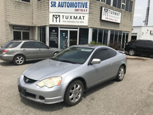 2003 Acura RSX PREMIUM / FULLY LOADED / AUTOMATIC