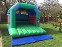 Bouncy castle hire Leicestershire