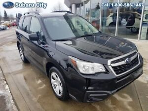 2018 Subaru Forester 2.5i CVT,AWD,AIR,TILT,CRUISE,PW,PL,BLUETOOT