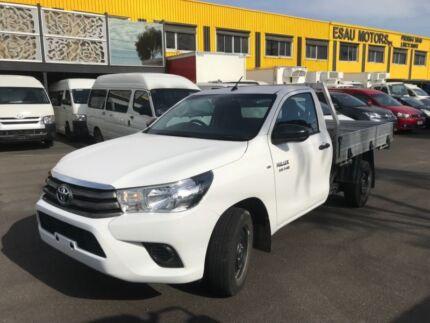 2016 Toyota Hilux SR Ute Diesel Sunshine Brimbank Area Preview