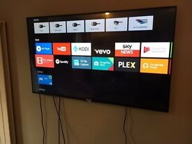 Sony 4k 49inch TV Mint Condition