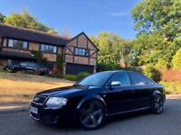 AUDI RS6 4.2 V8 TWIN TURBO AUTO 4DR SALOON C5 RS QUATTRO