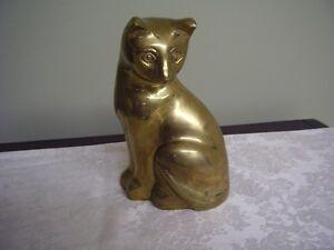 Brass Cat