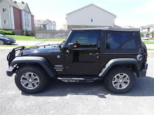2014 Jeep Wrangler Sport S (with warranty & extras!)