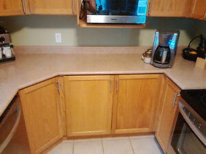 16 piece Kitchen - Natural Oak Kitchener / Waterloo Kitchener Area image 2