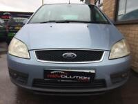 2005 FORD FOCUS C-MAX GHIA 5 DOOR HATCHBACK DIESEL