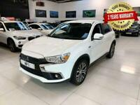 2017 Mitsubishi Asx 1.6 DI-D 3 5d 112 BHP DIESEL ESTATE Hatchback Diesel Manual
