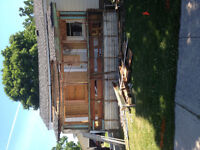 Renovations and new construction