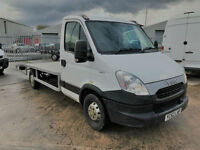 2012 62 REG IVECO DAILY S CLASS 2.3TD 35S11 MWB SEMI AUTOMATIC RECOVERY TRUCK