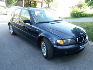 2003 BMW 3-Series 325 xi Sedan AWD