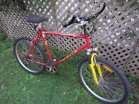 Vélo C.C.M. Heat