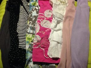 big lot of large woman clothes