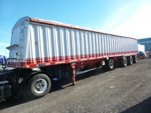 2010 LODE KING 4 AXLE HOPPER