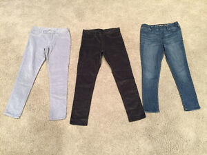 Girls Size 12 PLUS Pants - GAP