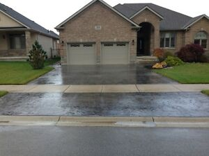 AEM CONTRACTING -FOR ALL YOUR CONCRETE NEEDS! London Ontario image 1