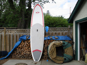 Paddle board / float tube for sale !