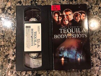 Tequila Body Shots Vhs! 1999 Teen Thriller! Seven Do You Wanna Know A Secret](Tequila Teen)
