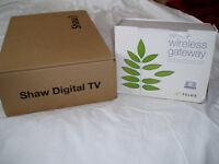 Shaw digital box