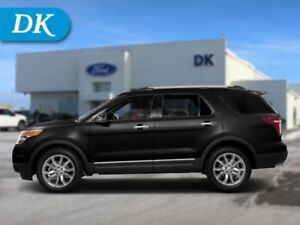 2015 Ford Explorer XLT AWD w/Leather, Moonroof, Nav, Sport App.