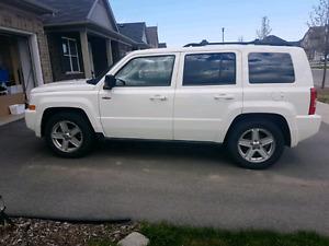 Jeep patriot north edition 2010