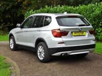 BMW X3 Sdrive18d 2.0 SE 5dr DIESEL MANUAL 2013/63