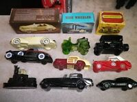 9 Avon Vintage collectibles Vehicles