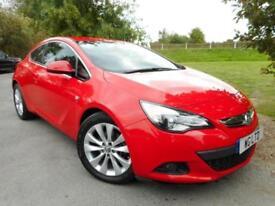 2013 Vauxhall Astra GTC 1.6T 16V SRi 3dr Bluetooth! Cruise! 3 door Hatchback