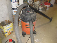 10 gallon shopvac