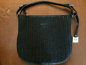MOVING SALE Gorgeous Leather & Fabric RUDSAK purse