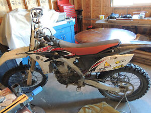 Sell or trade 2011 YZ250F