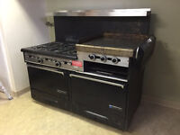 Garland Commercial Gas Oven