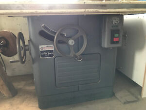 Delta-Rockwell 12-14 inch Table saw for sale!